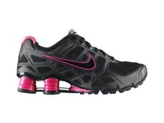Nike Shox...my new favorite workout shoes & super cute :)