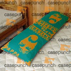 An5-frank Zappa Zappa Rock Jazz Body Pillow Case