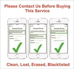 iCloud Unlock / Removal service. Clean, Lost, Erased, Blacklisted. Supported Devices iphone 4S, 5, 5C, 5S, 6, 6S, 6+, 6S+, 7, 7+ . Contact Us Before Buying This Service. We Work 24/7.  #icloud #device #removal #bypass #icloud #unlock #iphone #clean #blacklisted #ipad #ipod #iwatch  https://valdroid.zibbet.com/icloud-unlock-remove-iphone-4-4s-5-5s-5c-6-6s-6-6s-7-7-read-the-description