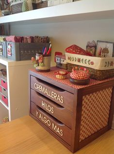 Sewing room inspiration tutorials 15 Ideas for 2019 No Sew Curtains, Sewing Table, Sewing Studio, Sewing Rooms, Table Plans, Room Inspiration, Sewing Crafts, Diy And Crafts, Martini