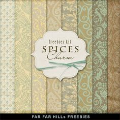 Sunday's Guest Freebies ~ Far Far Hill ♥♥Join 4,000 people. Follow our Free Digital Scrapbook Board. New Freebies every day.♥♥