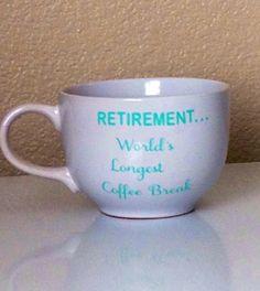 Items Similar To Retirement Gift Retiring Boss Mug For Mom Teacher