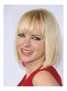 Impressive Blonde Bob Hairstyle High Quality Wig
