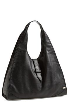 SJP by Sarah Jessica Parker SJP 'New Yorker' Leather Hobo available at #Nordstrom