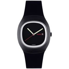 Alessi Ray Watch AL21001 Black