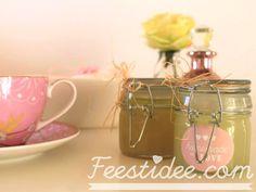 Organiseer een verwendagje voor de handen op Moederdag met zelfgemaakte handscrub | Organise a beauty day and make a homemade handscrub on Mother's Day | Feestidee.com