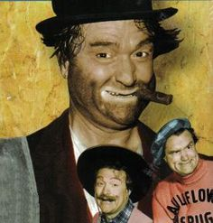Red Skelton good night and may God bless Red Skelton, Whoopi Goldberg, Clowning Around, Circus Clown, First Daughter, Famous Men, Old Tv, Man Humor, Good Old