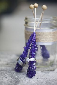 really want to have rock candy as a wedding favour. need to find someone in NI to do them