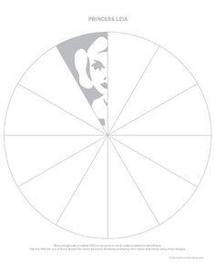Star Wars Snowflakes templates! | Paper Crafts | Pinterest | Star ...
