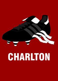 Bobby Charlton – Comb Over