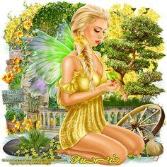 "MI RINCÓN GÓTICO: CT FOR DANIELA E, ""Fantastic Spring"""