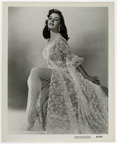 1954 Vintage Vixen Elaine Stewart Sexy Femme Fatale Pin Up Photograph Brigadoon   eBay