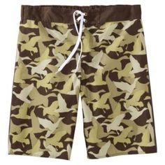Olive Camouflage Shorts by Concept One. Buy for $22 from Target