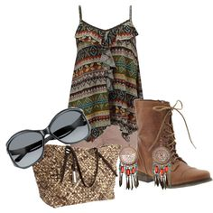 """Safari!"" by mandyful on Polyvore"