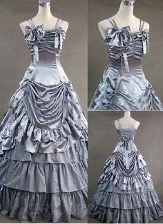 vestidos de la epoca victoriana de 15 años - Buscar con Google