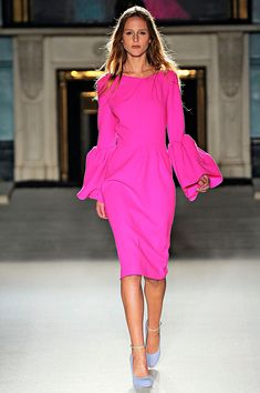 Roksanda Ilincic Spring 2012 RTW - Review - Collections - Vogue