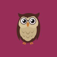 Vector Owl by Lorenzo Sabia.