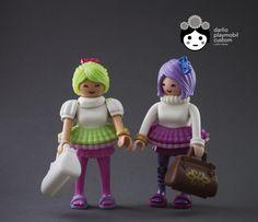 Harajuku girls playmobil custom
