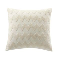 Echo Design Mykonos Cotton Square Throw Pillow - Overstock™ Shopping - Great Deals on Echo Throw Pillows