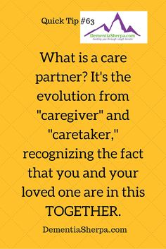 Care Partner Dementia & Alzheimer's Care