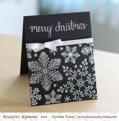 Easy & Beautiful Christmas Cards Handmade Ideas - Design for Life Homemade Birthday Cards, Homemade Christmas Cards, Christmas Cards To Make, Homemade Cards, Holiday Cards, Christmas Diy, Merry Christmas, White Christmas, Winter Cards