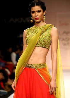 Lakme Fashion Week Winter/Festive 2013: Shilpa Reddy