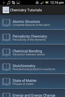 Complete Chemistry- screenshot thumbnail