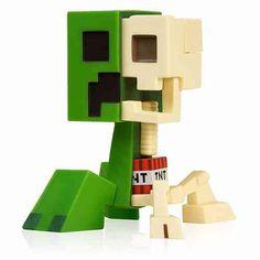 Creeper Anatomy Toy