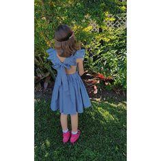 """Alice"" Dress and Romper PDF Pattern ~**NEW**~"