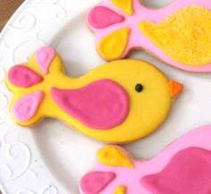 Sweet CuddleCakes: Cute Cookie Favors...no recipe here, just cute cookies :)