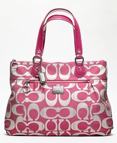 LOVE this Coach purse for sure-perfect color and size