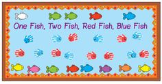One Fish, Two Fish, Red Fish, Blue Fish, Lesson Plans - The Mailbox