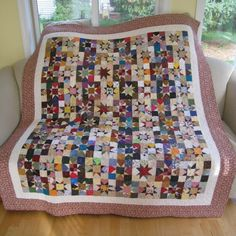 Lazy Sunday Mystery Quilt Pattern From Bonnie Hunter