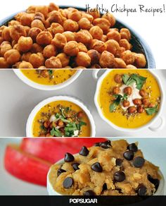 Lose Weight With These Healthy Chickpea Recipes
