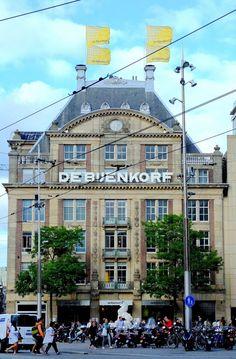 De Bijenkorf | Amsterdam | Since 1870