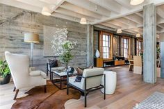 Property Porn: An Urban-Chic SoMa Penthouse for $4.5M | 7x7