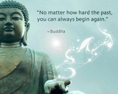 Buddha - Budha - motivational - words - Begin Again - quotes - sayings Great Quotes, Quotes To Live By, Me Quotes, Motivational Quotes, Inspirational Quotes, Famous Quotes, Karma Quotes, Motivational Thoughts, Yoga Quotes