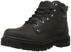 Skechers USA Men's Pilot Utility Boot -- This is an Amazon Affiliate link. Click image for more details.