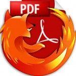 Habilitar el PDF en Firefox
