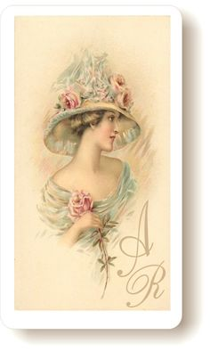 Ana Rosa...a beautiful, nostalgic site of femininity....this site goes on forever more....one of my most favorite pins!!!!