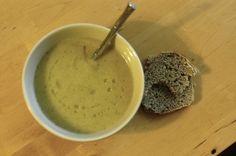 Broccoli & Potato Leek Soup