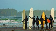 Surfs Up! Photo by Duncan Speight, Tofino
