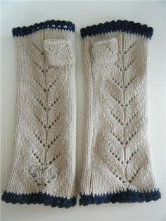 Odd Molly mittens