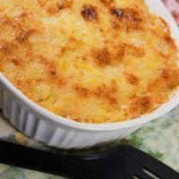 Mashed Potato Hot Dog Casserole http://www.recipe4living.com/recipes/mashed_potato_hot_dog_casserole.htm