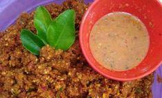Sambel Pecel Enak - Bumbu yang menjadikan salah satu khas masakan nusantara ini bisa menjadi pilihan dalam menu olahan aneka sambel, dan pada kesempatan ini admin akan membagikan Cara membuat Sambel Pecel Enak sederhana dengan khas nusantara. Nah, bagi bunda yang memang mencari masakan dan resep sederhana sehari-hari, resep yang satu ini bisa di terapkan di rumah anda. #sambal #pecel #enak Sambal Sauce, Indonesian Food, Oatmeal, Beans, Vegetables, Breakfast, Recipes, Drink, The Oatmeal