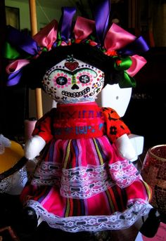 Frida Rag Doll