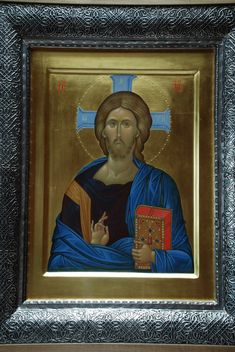 VK is the largest European social network with more than 100 million active users. Byzantine Icons, Byzantine Art, Orthodox Icons, Old Friends, Fresco, Jesus Christ, Spirituality, Painting, Mai