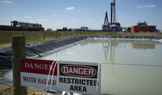 Radioactive Water Streaming Out of Pennsylvania Fracking Waste Site Report reveals 'surprising magnitude of radioactivity' in local water sources from fracking waste