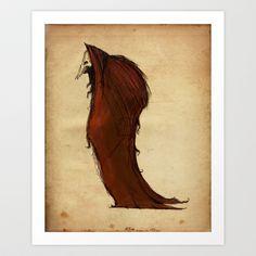 Decomen Art Print by ChrisAbles - $15.00