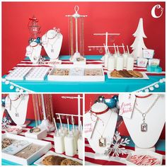 Holiday Jewelry Bar Inspiration